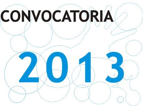 Imagen Convocatoria 2013