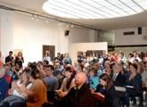 público presente en el evento