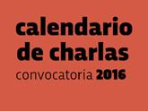 Calendario de charlas 2016