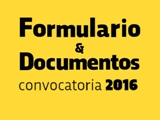 Formulario y documentos